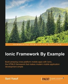 Ionic Framework by Example(Paperback)-cover
