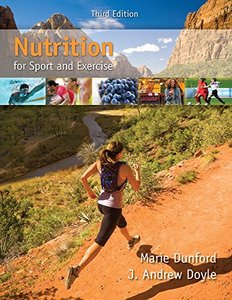 Nutrition for Sport and Exercise, 3/e (Paperback)-cover
