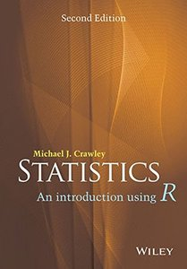 Statistics: An Introduction Using R,  2/e(Paperback)-cover