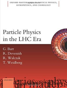 Particle Physics in the LHC era (Paperback)-cover