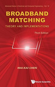 Broadband Matching: Theory and Implementations, 3/e (Hardcover)-cover