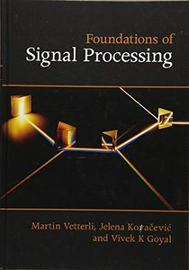 Foundations of Signal Processing, 3/e (Hardcover)-cover