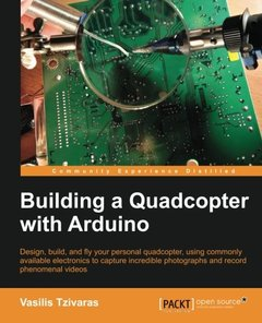 Building a Quadcopter with Arduino(Paperback)-cover