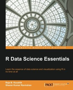 R Data Science Essentials(Paperback)-cover