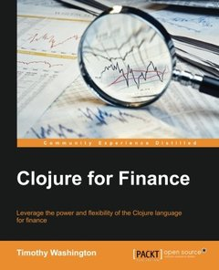 Clojure for Finance(Paperback)-cover