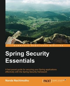 Spring Security Essentials(Paperback)-cover