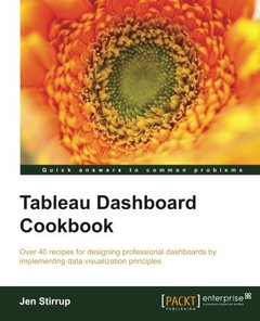Tableau Dashboard Cookbook(Paperback)-cover