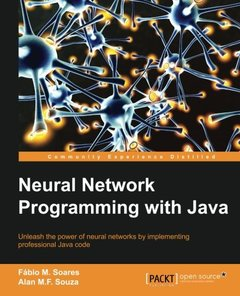 Neural Network Programming with Java(Paperback)-cover