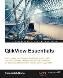 QlikView Essentials Paperback-cover