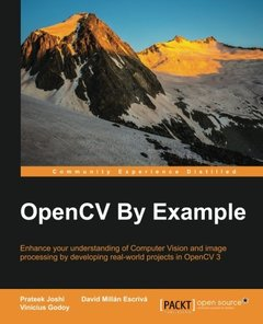 OpenCV By Example(Paperback)-cover