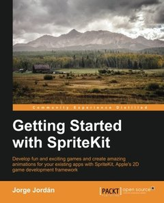 Getting Started with SpriteKit(Paperback)-cover