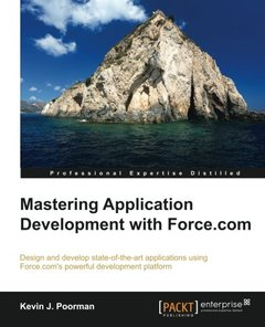 Mastering Application Development with Force.com(Paperback)-cover