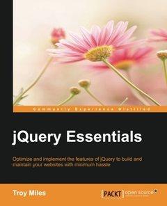 jQuery Essentials(Paperback)-cover