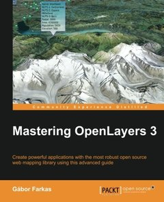 Mastering OpenLayers 3(Paperback)-cover