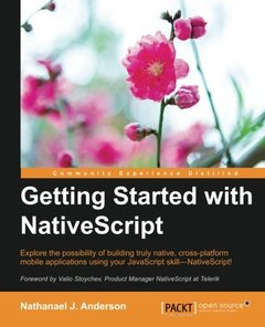 Getting Started with NativeScript(Paperback)-cover