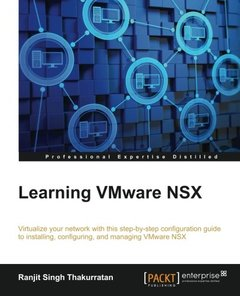 Learning VMware NSX(Paperback)-cover