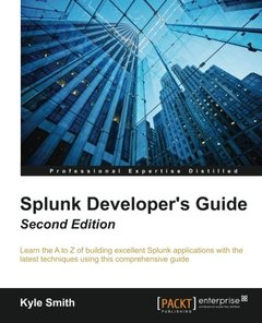 Splunk Developer's Guide, 2/e(Paperback)-cover