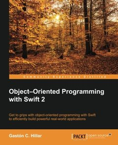 Object–Oriented Programming with Swift 2(Paperback)-cover