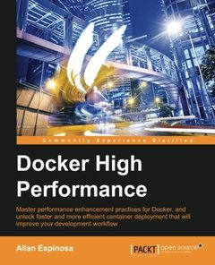 Docker High Performance(Paperback)
