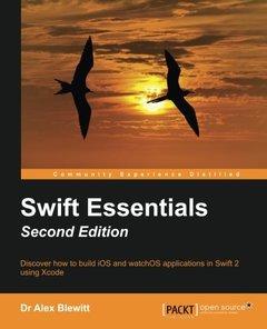 Swift Essentials, 2/e(Paperback)-cover
