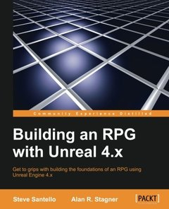 Building an RPG with Unreal(Paperback)-cover