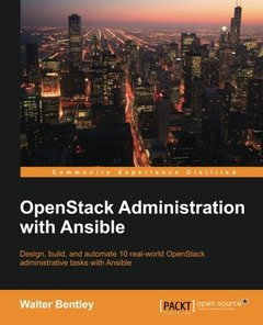 OpenStack Administration with Ansible(Paperback)-cover