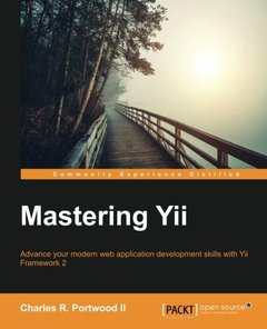 Mastering Yii(Paperback)-cover