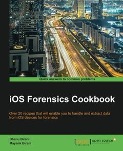 iOS Forensics Cookbook(Paperback)-cover
