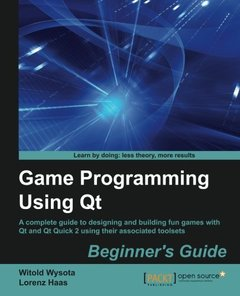 Game Programming Using Qt: Beginner's Guide(Paperback)-cover