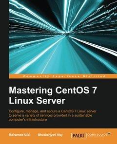 Mastering CentOS 7 Linux Server(Paperback)-cover