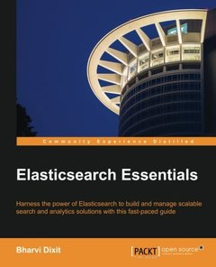 Elasticsearch Essentials(Paperback)-cover