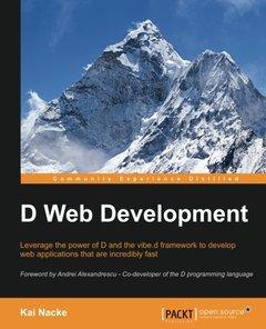 D Web Development(Paperback)-cover