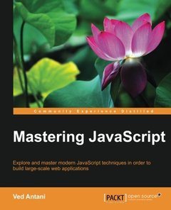 Mastering JavaScript(Paperback)-cover