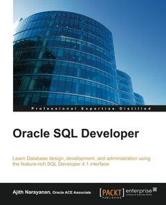 Oracle SQL Developer(Paperback)-cover