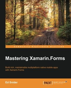 Mastering Xamarin.Forms(Paperback)-cover