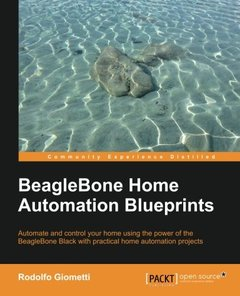 BeagleBone Home Automation Blueprints(Paperback)-cover