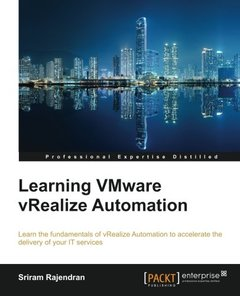 Learning VMware vRealize Automation(Paperback)-cover