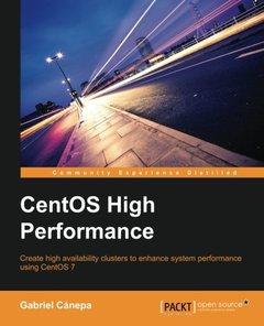 CentOS High Performance(Paperback)-cover