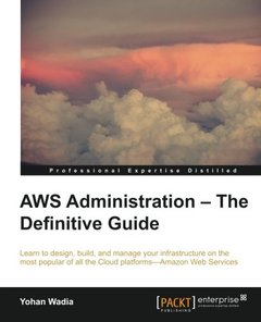 AWS Administration – The Definitive Guide(Paperback)-cover