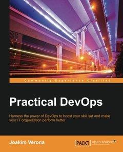 Practical DevOps (Paperback)-cover