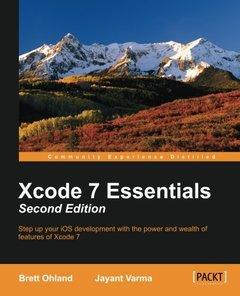 Xcode 7 Essentials, 2/e(Paperback)-cover