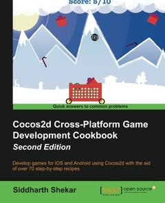 Cocos2d Cross-Platform Game Development Cookbook, 2/e(Paperback)-cover
