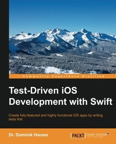 Test-Driven iOS Development with Swift(Paperback)-cover
