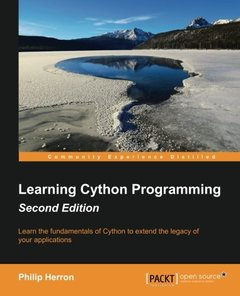 Learning Cython Programming, 2/e(Paperback)-cover