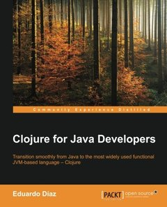 Clojure for Java Developers(Paperback)-cover