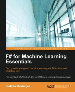 F# for Machine Learning Essentials(Paperback)-cover