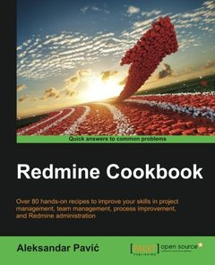 Redmine Cookbook(Paperback)-cover