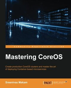 Mastering CoreOS(Paperback)-cover