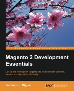 Magento 2 Development Essentials(Paperback)-cover