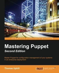Mastering Puppet, 2/e(Paperback)